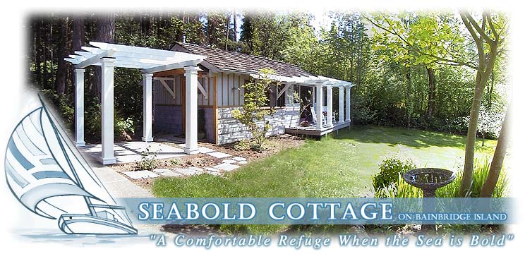 Seabold Cottage, Bainbridge Island